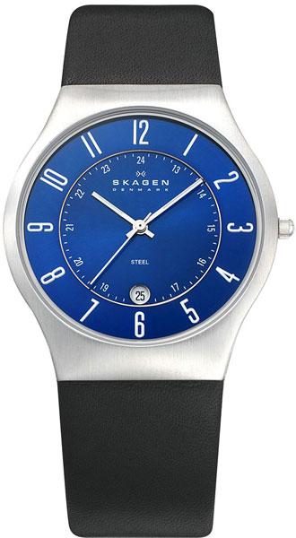 Мужские часы Skagen 233XXLSLN skagen 233xxlsln