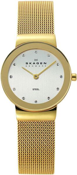 где купить Женские часы Skagen 358SGGD по лучшей цене
