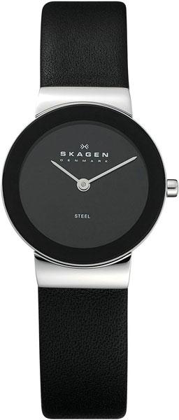 Женские часы Skagen 358SSLB все цены