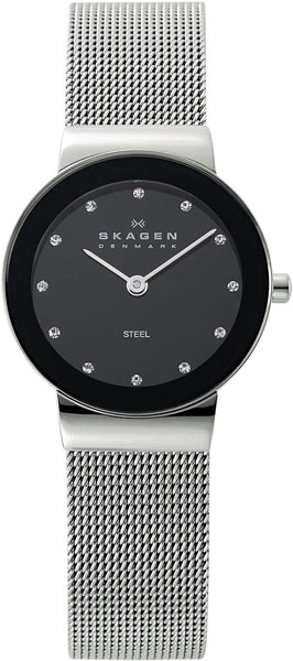 лучшая цена Женские часы Skagen 358SSSBD