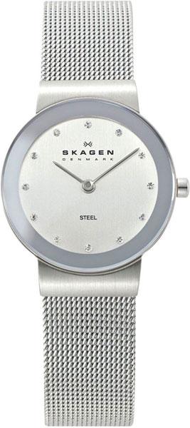 Женские часы Skagen 358SSSD все цены