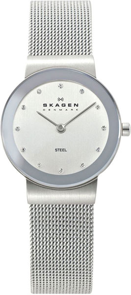Женские часы Skagen 358SSSD skagen 358sssd skagen