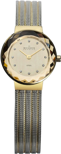 Женские часы Skagen 456SGS1 все цены