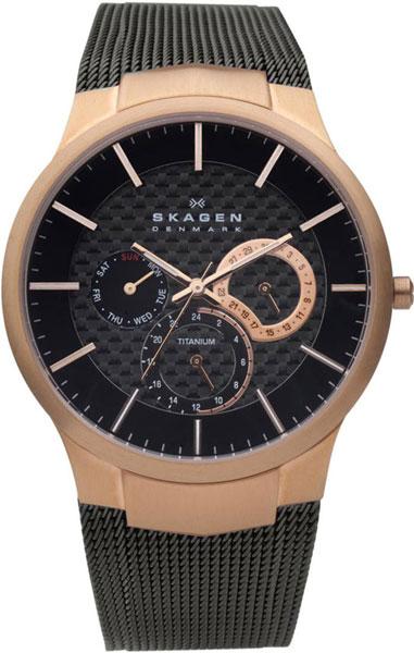 Мужские часы Skagen 809XLTRB
