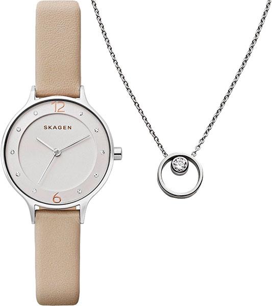 цена Женские часы Skagen SKW1100 онлайн в 2017 году
