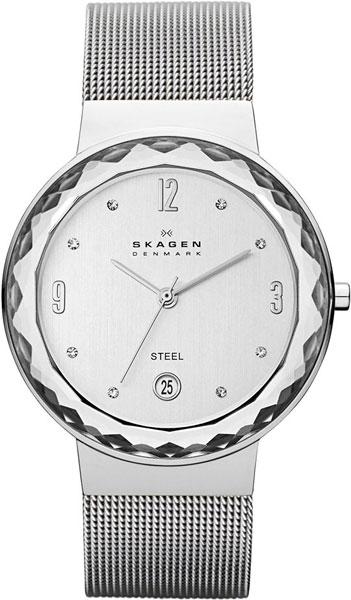 Женские часы Skagen SKW2004 браслет стальной к часам маурицио