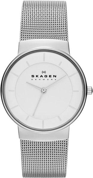 цена Женские часы Skagen SKW2075 онлайн в 2017 году