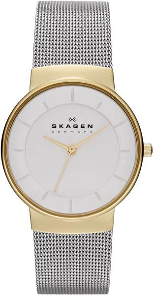 лучшая цена Женские часы Skagen SKW2076
