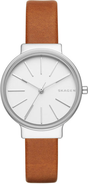 Женские часы Skagen SKW2479 наручные часы skagen leather skw2479