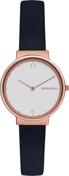 Женские часы Skagen SKW2608 skagen часы skagen skw2608 коллекция leather