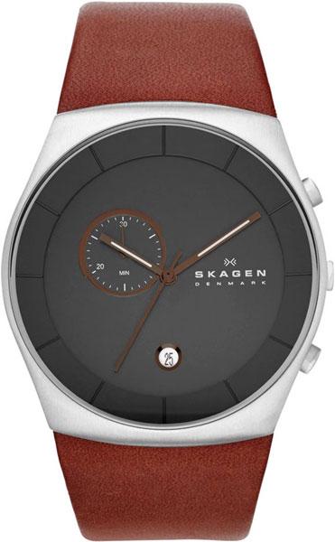 лучшая цена Мужские часы Skagen SKW6085