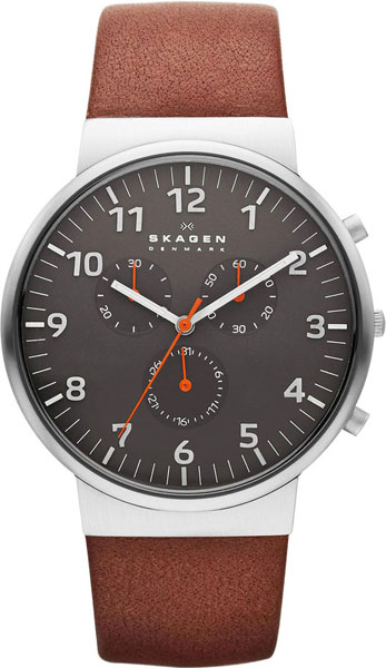 Мужские часы Skagen SKW6099 private bind