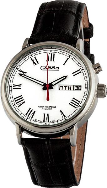 часы слава 1309402 300 2427 Мужские часы Слава 1221291/300-2427