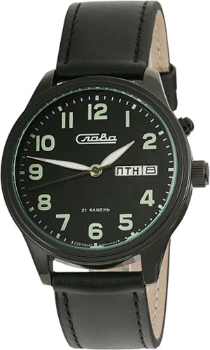 Мужские часы Слава 1241418/300-2428 часы слава 1239412 300 2428