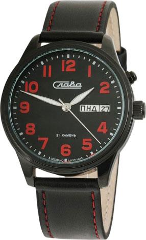 Мужские часы Слава 1244427/300-2428 мужские часы слава 8039160 300 2414