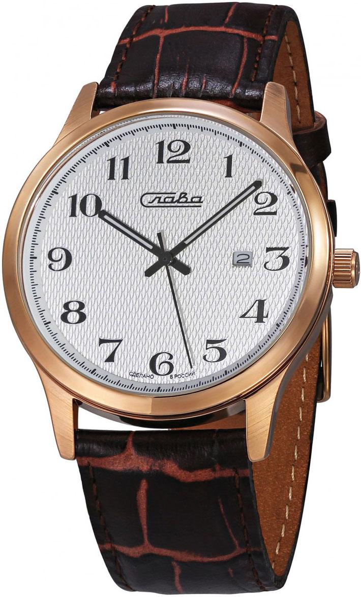 Мужские часы Слава 1313464/2115-300 цена и фото