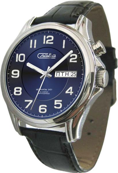 часы слава 1309402 300 2427 Мужские часы Слава 1351637/300-2427