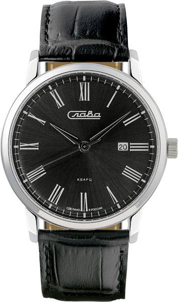 Мужские часы Слава 1391740/2115-300 комбинация приборов на ваз 2115 в москве купить