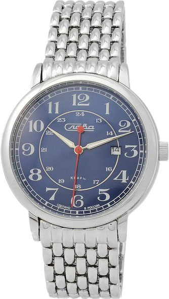 Мужские часы Слава 1411702/2115-100 комбинация приборов на ваз 2115 в москве купить