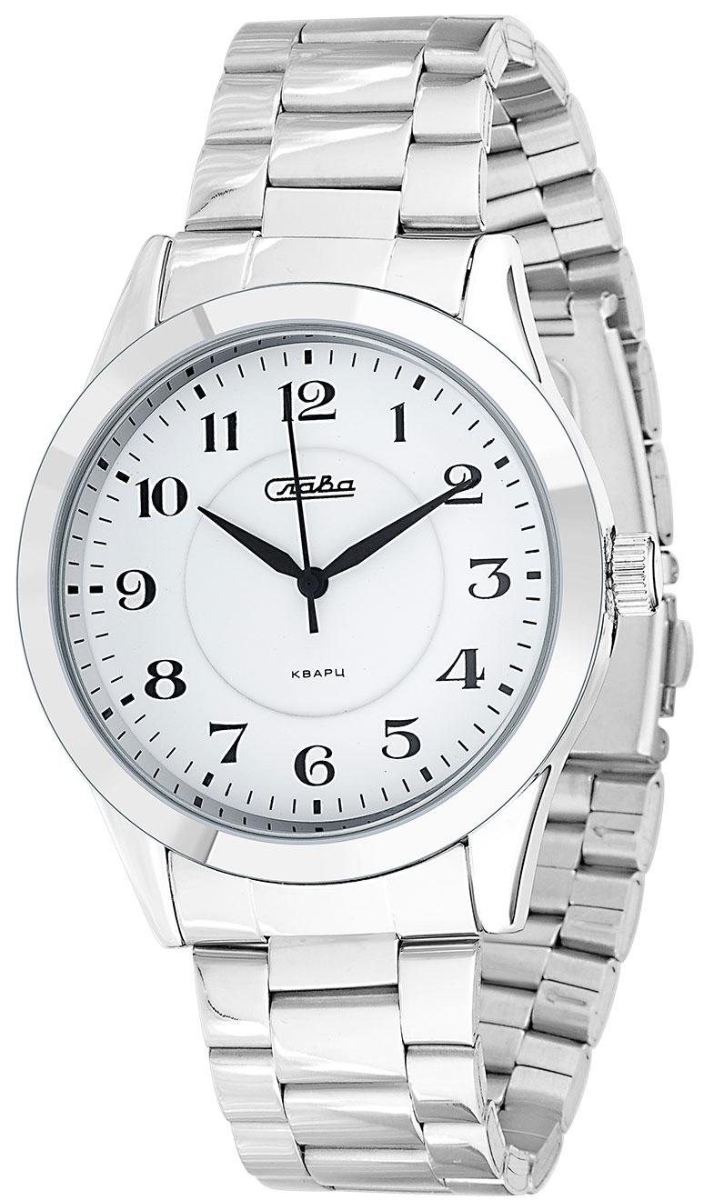 Мужские часы Слава 1731985/2035-100 цена и фото