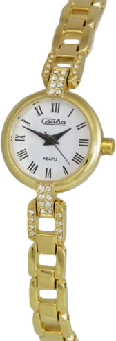 лучшая цена Женские часы Слава 6083119/2035