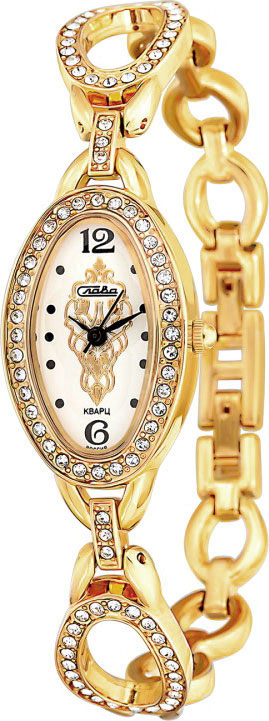 Женские часы Слава 6133192/2035 женские часы слава 6114136 2035