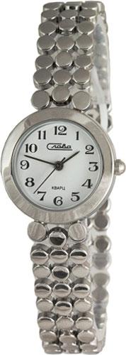 Женские часы Слава 6151195/2035 набор цветных картриджей hp 312a laserjet cf440am