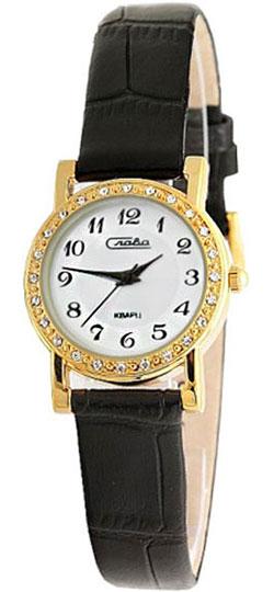 лучшая цена Женские часы Слава 6173162/2035