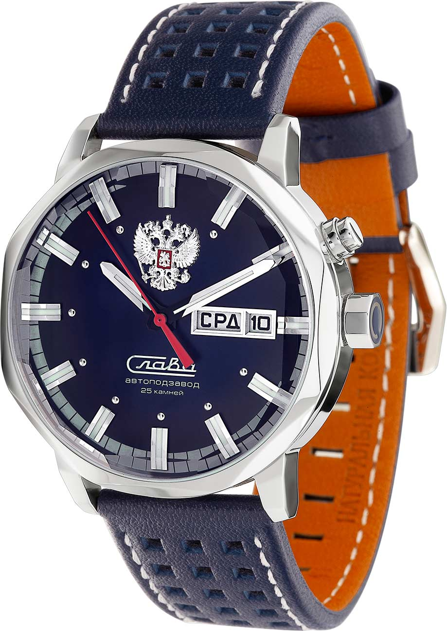 Мужские часы Слава 7020028/300-2427 ad lib gcb 2427