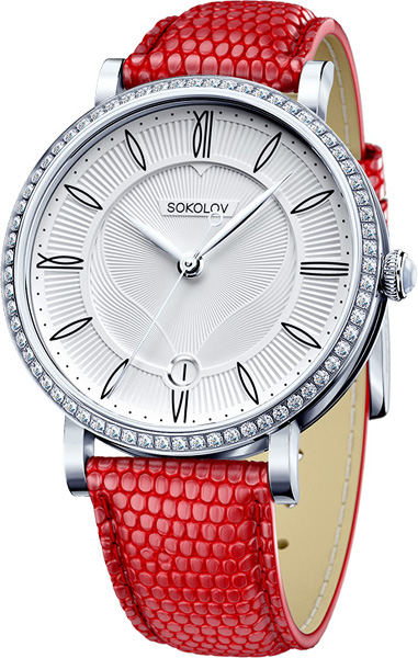 Женские часы SOKOLOV 102.30.00.001.01.03.2