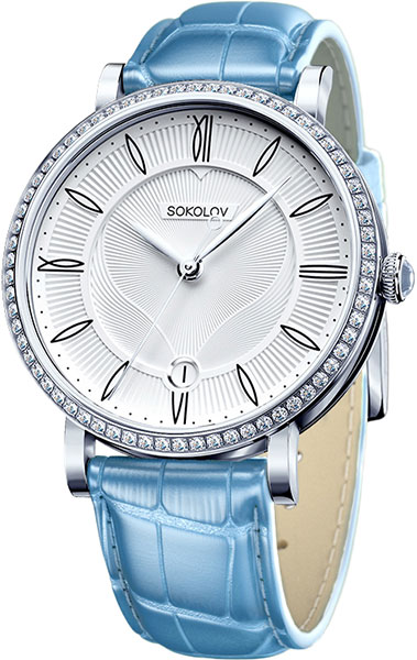 Женские часы SOKOLOV 102.30.00.001.01.05.2