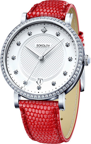 Женские часы SOKOLOV 102.30.00.001.04.03.2