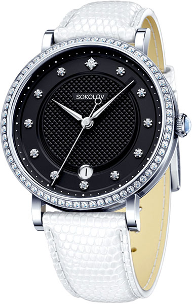 Женские часы SOKOLOV 102.30.00.001.05.02.2