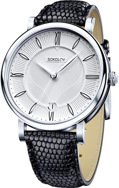 Купить со скидкой Женские часы SOKOLOV 103.30.00.000.01.01.2