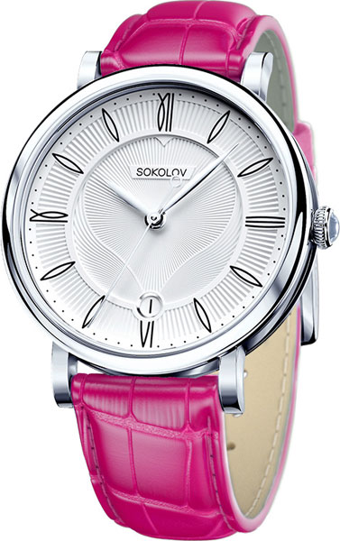 Женские часы SOKOLOV 103.30.00.000.01.04.2