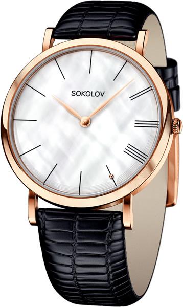 Женские часы SOKOLOV 104.01.00.000.02.01.2