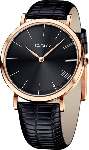 Женские часы SOKOLOV 104.01.00.000.04.01.2