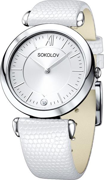 Женские часы SOKOLOV 105.30.00.000.01.02.2 цена и фото