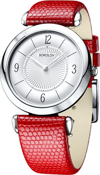 Женские часы SOKOLOV 105.30.00.000.03.03.2 цена и фото