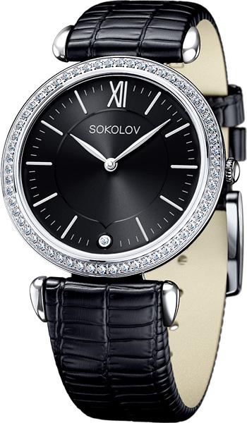 Женские часы SOKOLOV 106.30.00.001.02.01.2