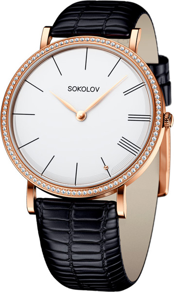 Женские часы SOKOLOV 110.01.00.001.01.01.2 цена и фото