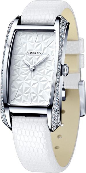 Женские часы SOKOLOV 119.30.00.001.03.02.2 цена и фото