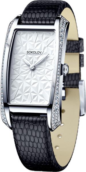 Женские часы SOKOLOV 119.30.00.001.03.04.2