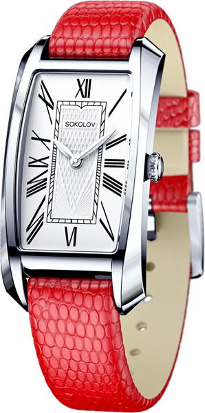 Женские часы SOKOLOV 120.30.00.000.01.03.2 женские часы sokolov 211 01 00 000 01 04 3