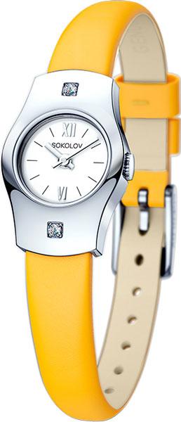 Женские часы SOKOLOV 123.30.00.001.01.04.2 катушка tesoro 12x10 concentric короткий кабель 5k