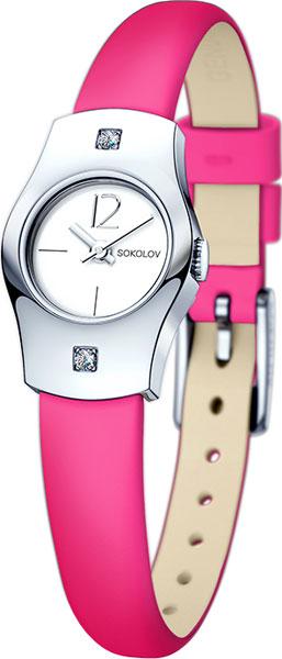Женские часы SOKOLOV 123.30.00.001.04.05.2