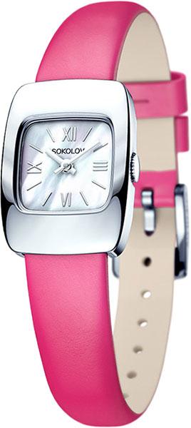 Женские часы SOKOLOV 124.30.00.000.02.05.2 цена и фото