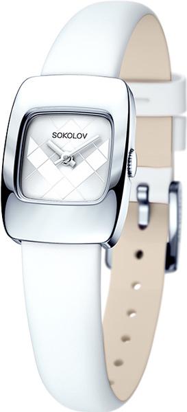 Женские часы SOKOLOV 124.30.00.000.04.02.2 цена и фото