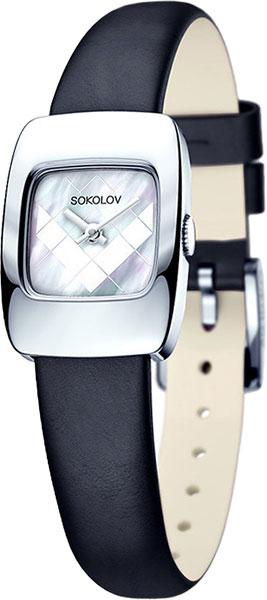 Женские часы SOKOLOV 124.30.00.000.05.01.2-ucenka