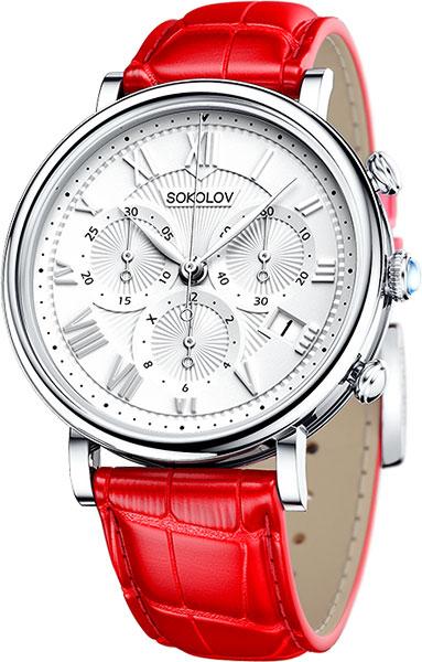 Женские часы в коллекции Feel Free Женские часы SOKOLOV 126.30.00.000.01.03.2 фото